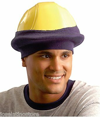 OccuNomix Knitted Tube Standard Liner for Safety Hard Hats 100% Polyester