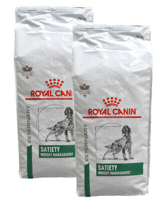 2x12kg Royal Canin Satiety Support SAT30 Weight Management Diet