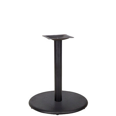 24'' Round Restaurant Table Base with 4'' Dia. Table Height Column