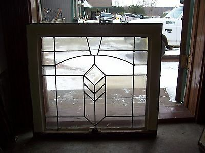3 available arts and crafts windows w/ bevel  (SG 1567)