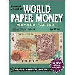 2013 Standard Catalogue of World Paper Money (1961-Date) - 18th Edition