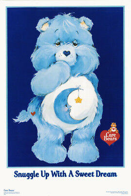 Poster :children's: Care Bears - Snuggle Up - Flocked - #3346F  Rp56 A