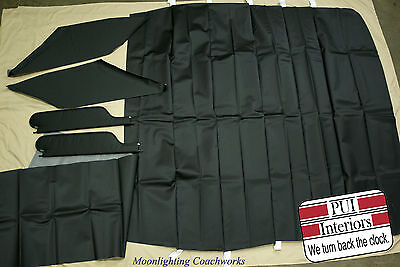 1970 Chevelle Headliner Sun Visors Sail Panels Genuine PUI products Chevrolet