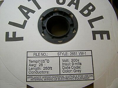 Flachbandkabel 1.27mm / flat cable 1.27mm