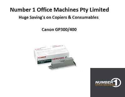 Canon GP-300 Black Genuine Toner Cartridge - 10,000 pages..