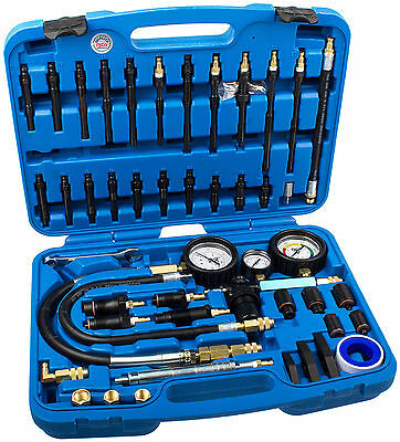 BGS Germany Aus Trade Quality Petrol Diesel Engine Compression & Leakage Tester