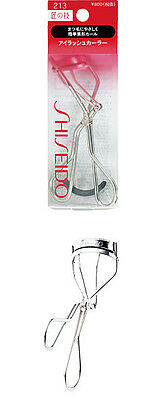 SHISEIDO Eyelash Curler 213 with 1 Refill Made in Japan NEW