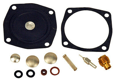 JIFFY ICE AUGER CARBURETOR KIT FITS MODELS 30 & 31 w/ TECUMSEH ENGINE