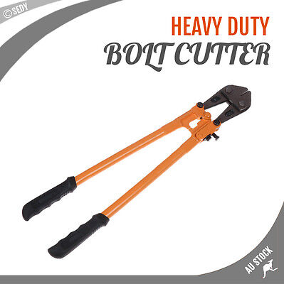 """900MM 36"""" Bolt Cutter Forged Steel Croppers Wire Cable Cutting Pliers Heavy Duty"""