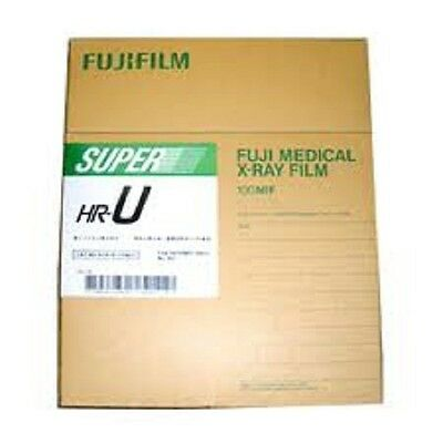Fuji HR-U X-ray Film, 8x10, box