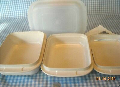 Tupperware~ULTRA21~SMALL ROASTER~4pc Roasting/Baking SET~Ovenware/Microwave~Oven
