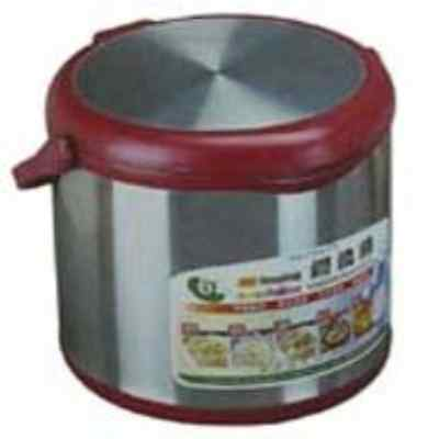 Sunpentown SPT ST-60B Stainless Steel Non Electric 6 Liter Thermal Cooker NEW