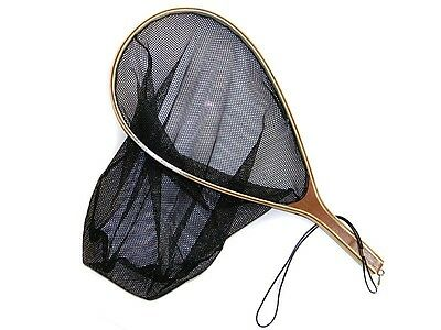 Classic Wooden fly fishing landing nets - great price!