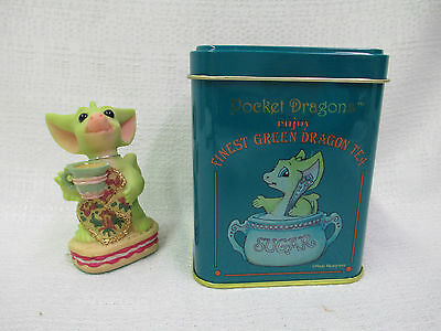 Whimsical World Of Pocket Dragons Time For Tea Real Musgrave NIB