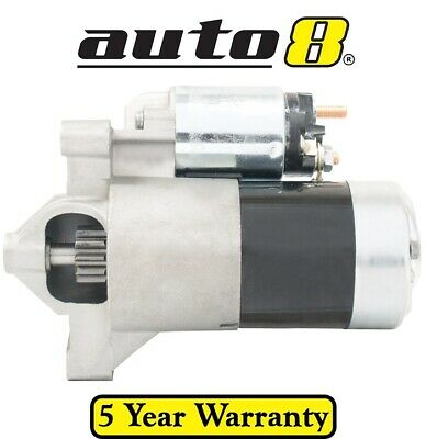 New Starter Motor to fit Peugeot 307 XSE HDI 2.0 Diesel (DW10TED4) 2005 to '08