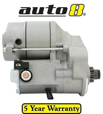 Brand New Starter Motor to fit Toyota Tarago 2.4L Petrol 2TZ-FE 1990 to 2000
