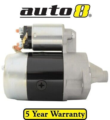 Brand New Starter Motor to fit Suzuki Sierra 1.3L (G13A) Petrol 1983 to 1990