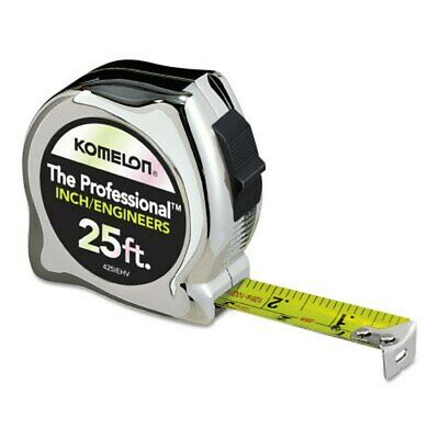 "Komelon 33"" X 1"" Professional Engineers Tape ft/10ths/100ths"