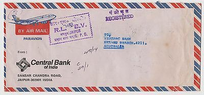 (RT28) 1990 India central bank teller to West pack QLD