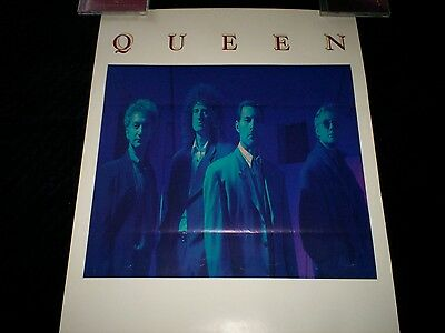Queen / Freddie Mercury - Promotional Poster Lot Collection - Ex Condition