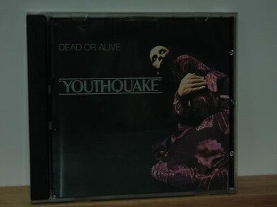 Dead Or Alive Youthquake +2 Extended Version Rare Oop Cd