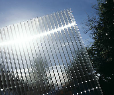 25mm Polycarbonate Roofing Sheets - Ideal For Conservatories
