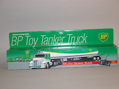 1992 Bp Toy Tanker Truck With Wired Remote Limited Edition Series China