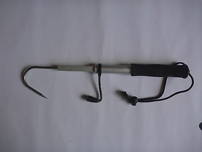 Stainless Steel Fishing Gaff - 120cm