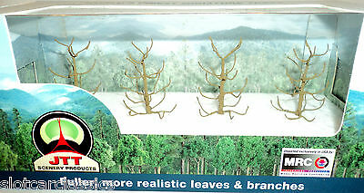 "Jtt Scenery 94117 Professional Series 2"" Sycamore Tree Armatures 4/pk N Scale"