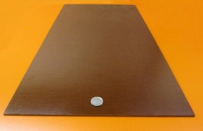 "5//8/"" Thick x 12/"" x 24/"" Garolite Micarta Canvas Phenolic CE Sheet .625/"""