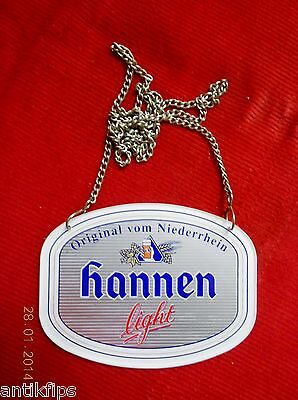 Hannen light Zapfhahnschild 724