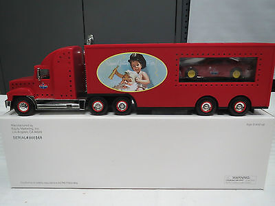 AMOCO 2000  HOLIDAY EDITION CAR CARRIER VERY RARE - Serialized Numbers