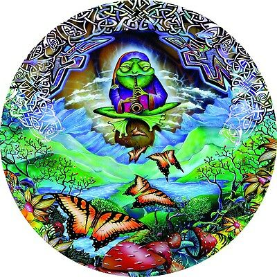 Musical Frog #2 & butterfly Spare Tire Cover Jeep RV Camper Trailer etc(all size