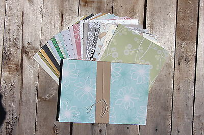 Mixed A4 Paper Pack New papers with seconds stock for Craft and Card Making