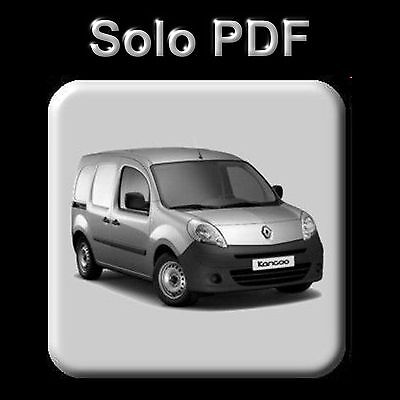 Renault Kangoo Ii - Manual De Taller - Workshop Manual - Manuel Reparation