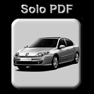 Renault Laguna Iii - Manual De Reparacion - Workshop Manual - Manuel Reparation