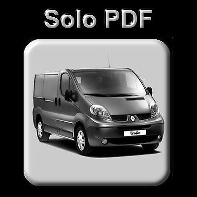 Renault Trafic Ii - Manual De Taller - Workshop Manual - Manuel Reparation
