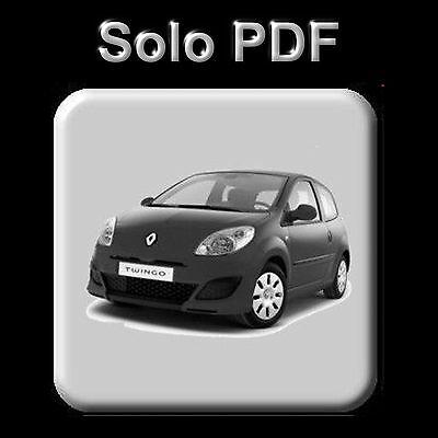 Renault Twingo Ii - Manual De Taller - Workshop Manual - Manuel Reparation