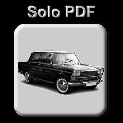 Seat 1500 - Manual De Reparacion - Taller - Despiece