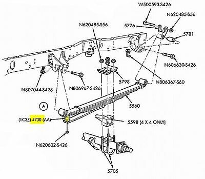 Ford F250 Front Axle Parts Diagram New 1997 Ford F250 Parts Diagram