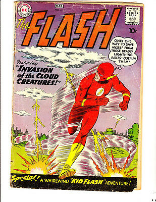 Flash 111 (1960): FREE to combine- in Fair/Good condition