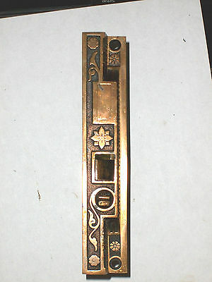 Antique Eastlake Victorian Era Russell & Erwin Co Antique Mortise Lock
