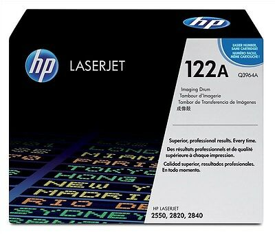 HP 122A (Yield: 20,000 Black/5,000 Colour Pages) Black/Cyan/Magenta/Yellow