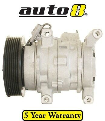New  Air Conditioning Compressor to suit Toyota Hilux KUN16R & KUN26R 1KD Aircon