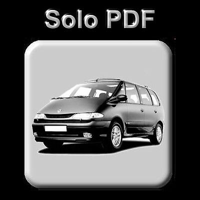 Renault Espace Iii - Manual De Taller - Workshop Manual - Manuel Reparation