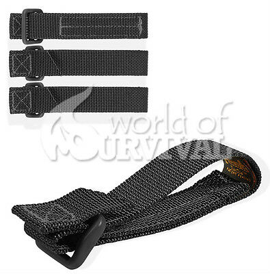"MAXPEDITION TACTIE STRAPS - ALL Colours - 3"" and 5"" / 3 inch and 5 inch"
