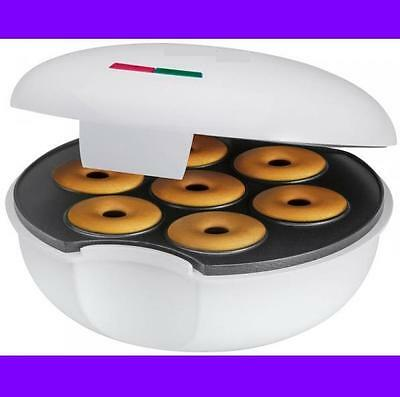 Aparato De Hacer 7 Donettes Maquina Electrica Profesional De Donut Donuts