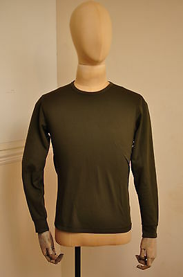NEW -BRITISH ARMY VEST  THERMAL UNDERWEAR- T- SHIRT size M