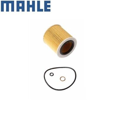 For BMW E31 1.8L L4 M42 1991-1995 Engine Oil Filter Mahle 11421727300