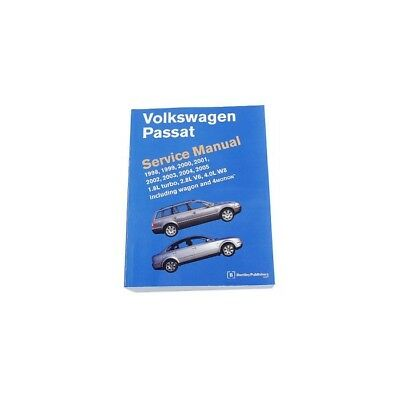 Bentley Volkswagen Passat 1992 1993 Repair Manual 1990 1991 B3 VP93